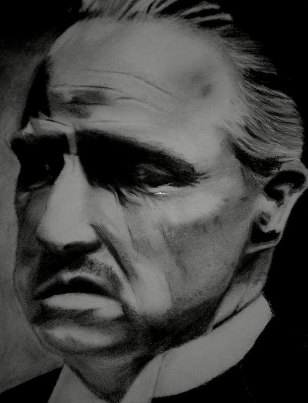 The Godfather by Smogmonkey