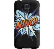 Comic Book NINO! Samsung Galaxy Case/Skin