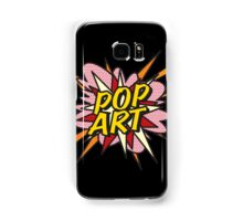 Comic Book POP ART Samsung Galaxy Case/Skin