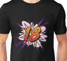 Comic Book 18 pink Unisex T-Shirt