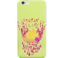 NEW LIFE COLLECTION iPhone Case/Skin