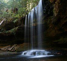 Caney Waterfall 3 by RDJones