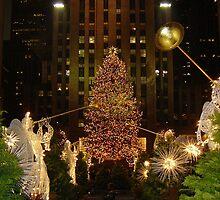 Rockefeller Christmas by Abi Skeates