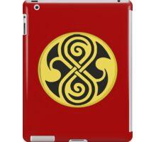 Seal of Rassilon iPad Case/Skin