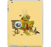 Day Out with Grandpa iPad Case/Skin