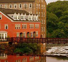 Mill Reflections by rakiddd