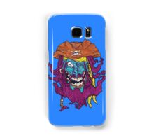 Purple Bearded Pirate  Samsung Galaxy Case/Skin