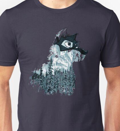 Not dog Not wolf Unisex T-Shirt