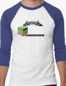 Been Around the Block - Minecraft Shirt Men's Baseball ¾ T-Shirt