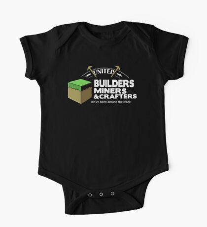Been Around the Block - Minecraft Shirt One Piece - Short Sleeve