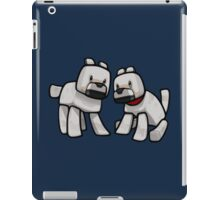 MineDOGs iPad Case/Skin