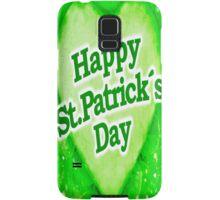Unique Happy St. Patrick´s Day Design Samsung Galaxy Case/Skin
