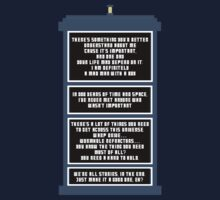 Doctor Who - Tardis by TimeLadyF