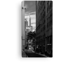 70 Pine Street NYC Canvas Print