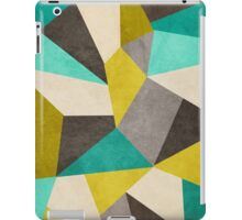 Polygons iPad Case/Skin