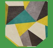 Polygons Kids Tee