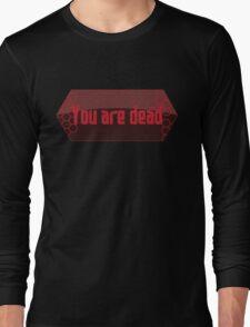 Sword Art Online - You are dead Long Sleeve T-Shirt