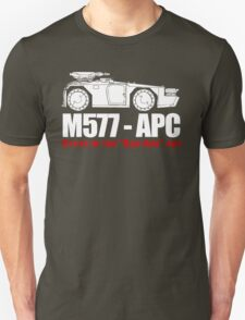 M577-APC State of the Bad Ass Art T-Shirt
