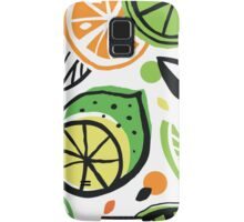 Summer energy Samsung Galaxy Case/Skin