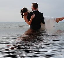 Off for the Honeymoon by KeepsakesPhotography Michael Rowley