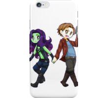 Gamora/Peter iPhone Case/Skin