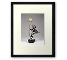 Magic Dancer Framed Print