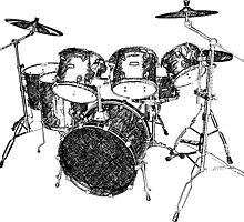Drums by soulysart