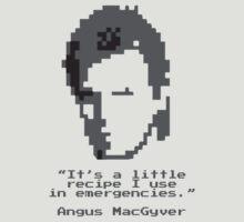 8-Bit MacGyver by Ozan Sezgin