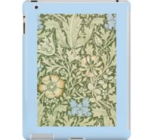 William Morris Floral Pattern - Compton wallpaper iPad Case/Skin