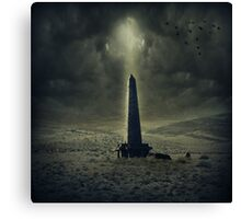 The Obelisk Canvas Print