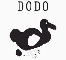 DoDo bird t-shirt T-Shirt