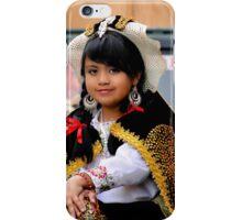 Cuenca Kids 583 iPhone Case/Skin