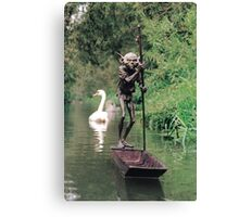 Little Ferryman Canvas Print