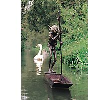 Little Ferryman Photographic Print