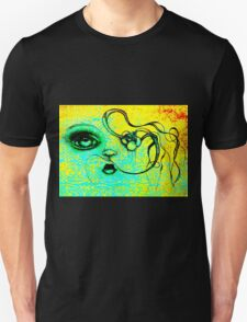 Cool print by ANGIECLEMENTINE Unisex T-Shirt