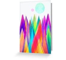 Colorland Greeting Card