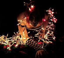 Christmas Lights 3 by Lividly Vivid