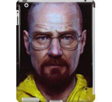 Mr White_Painting iPad Case/Skin