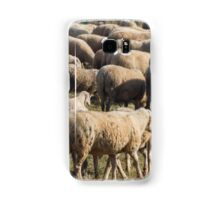 flock of sheep Samsung Galaxy Case/Skin