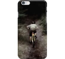 Dreams of the Trail - Mountain Biking in New Hampshire iPhone Case/Skin