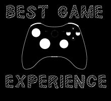 Best game experience by EsotopoDesign