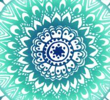 Deep Forest Flower Sticker