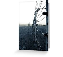 Birkenau Greeting Card