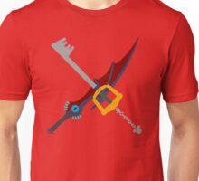 Kingdom Key X Soul Eater Unisex T-Shirt