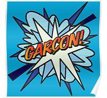 Comic Book GARCON! Poster