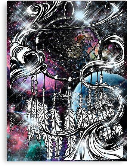 dreamcatcher ll by LoreLeft27