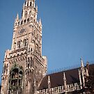 cathedral in Munich, Germany by chord0