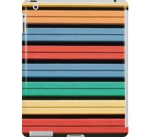 Colorful Wall iPad Case/Skin
