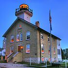 Port Washington Lighthouse by LizzieMorrison