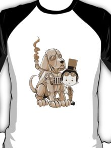 A Victorian boy and his dog T-Shirt